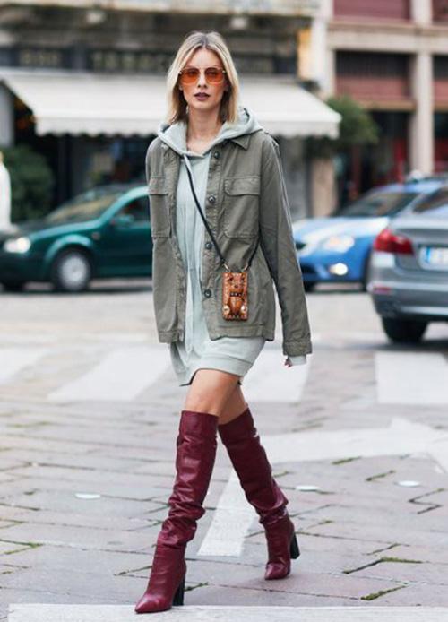 hoodie-dress-denim-jacket-knee-high-boots.jpg